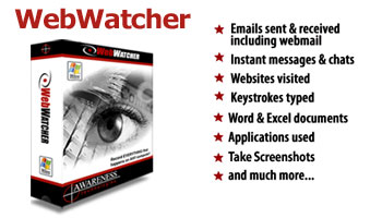 WebWatcher Monitoring Software